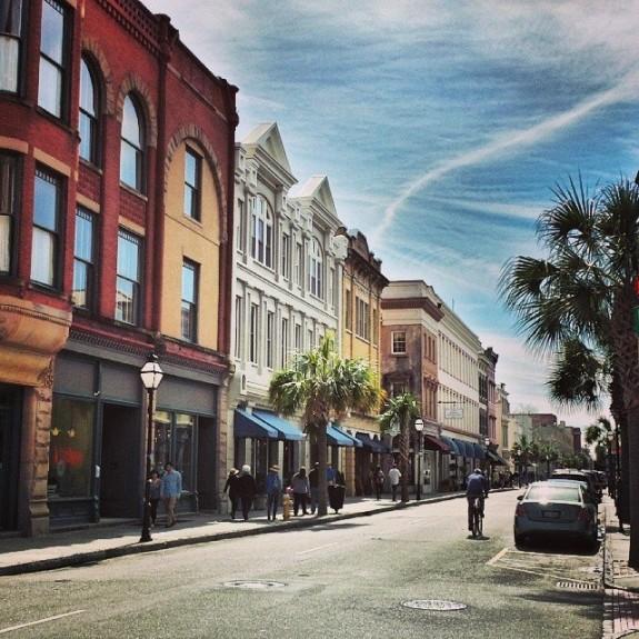 Historic Downtown Charleston,SC