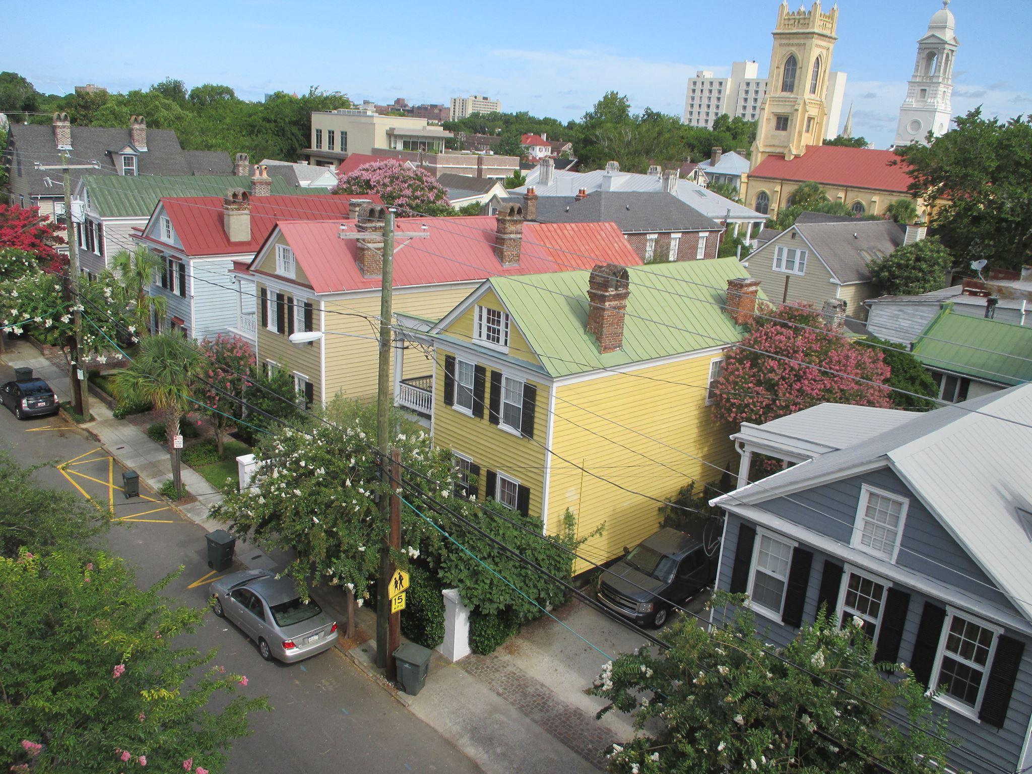 Harleston Village Charleston, South Carolina