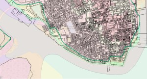 Charleston County Flood Map